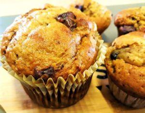 Recette Muffins caramel et chocolat