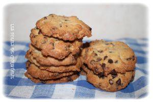 Recette Cookies de la Mie Câline (Thermomix)