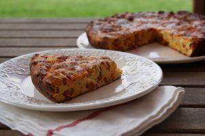 Recette Pouding au jambon