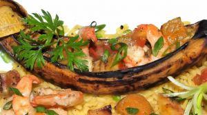 Recette Crêpes aux fruits de mer