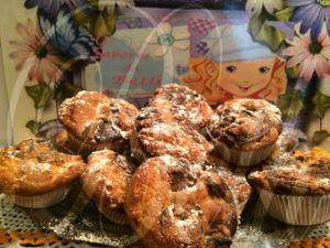 Recette Muffins au Nutella / Muffins de Nutella