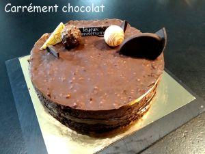 Recette Carrément chocolat