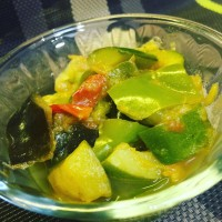 Recette Légumes du soleil au cookéo