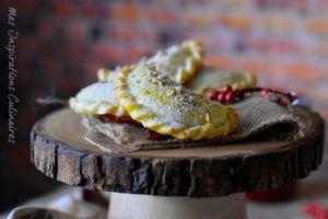 Recette Pâte à chausson maison (au yaourt)