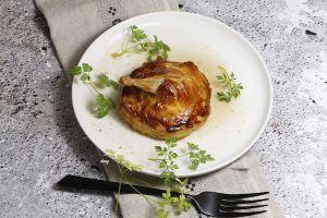 Recette Petites tourtes de caille au foie gras