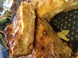 Recette Gateau de pain (de monique)
