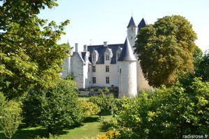 Recette Château du Rivau et le potager de Gargantua