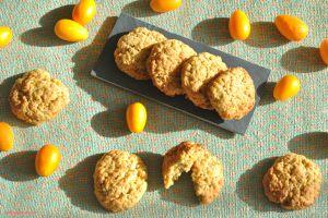 Recette Biscuits au kumquat