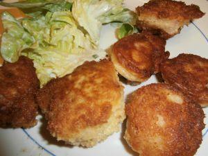 Recette Nuggets de jambon