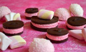 Recette Chamallow au chocolat