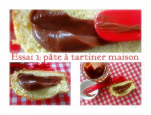 Recette Pate a tartiner maison