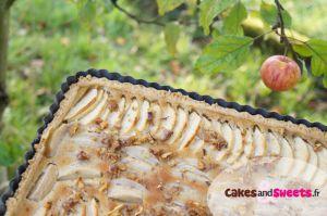 Recette Tarte Pommes Poires Noix