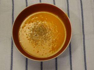 Recette Autre soupe de citrouille