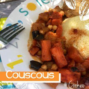 Recette Couscous ( au cookeo )