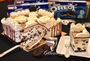 Recette Oreo cheesecake sans cuisson