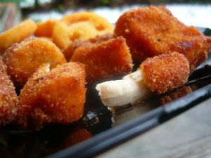 Recette Nuggets de poulet (marinade mirin-soja)