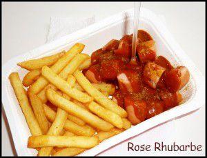 Recette Du jour: Currywurts