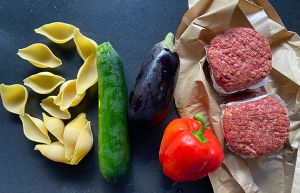 Recette Coquillettes, conchiglioni au bœuf | Une recette réconfortante
