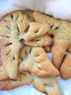 Recette Fougasse aux olives vertes