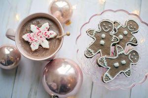 Recette Biscuits de Noël, les petits bonhommes au gingembre et à la canelle