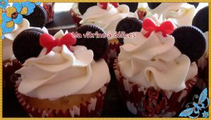 Recette Cupcakes Minnie