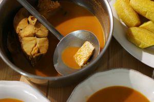 Recette Pepper Soupe de Poisson à la camerounaise (version 2)