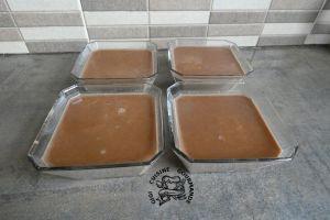Recette Flan chocolat et fleur de coco