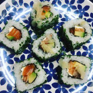 Recette Fasting, sushis et thé amincissant en dosettes !