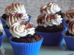 Recette Mini muffins au chocolat et au babeurre (lben)