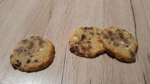 Recette Cookies aux deux chocolats (Cyril Lignac)