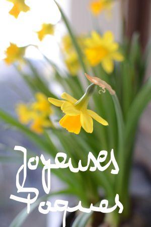 Recette Joyeuses Pâques !
