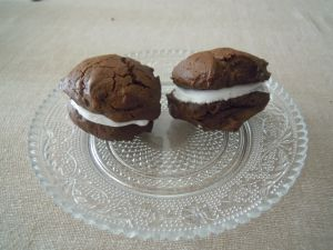 Recette Whoopies façon Oreo