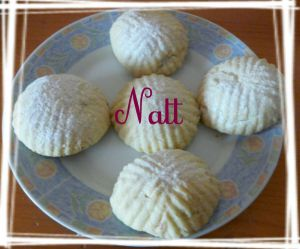 Recette Maamoul au nutella