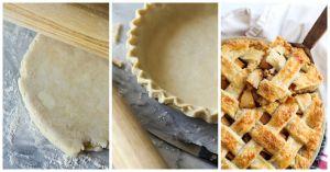 Recette Tarte À Tarte | La meilleure pâte à tarte au beurre