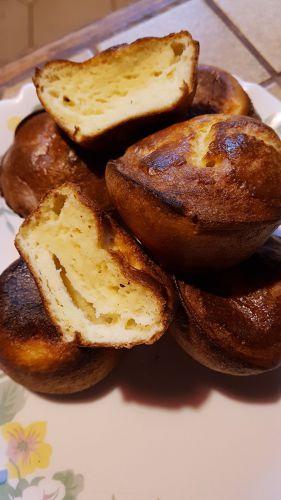 Recette Yorkshire pudding Ig bas à la farine Fiberpasta