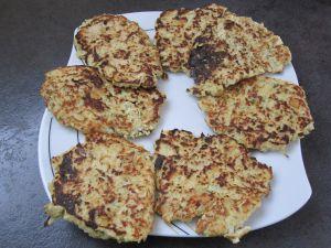 Recette Croquettes de poulet