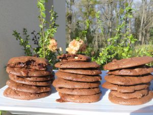 Recette Fameux cookies brownies