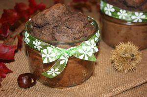 Recette Gâteau de haricots noirs parfumé à la châtaigne