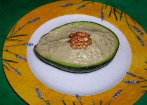 Recette Avocats au Roquefort