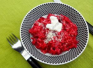 Recette Risotto aux betteraves / Beetroot Risotto