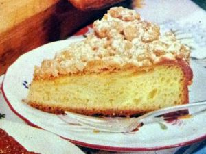 Recette Streuselküeche (tarte fleurie)