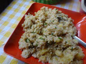 Recette Ecrasée de pommes de terre et chou-fleur