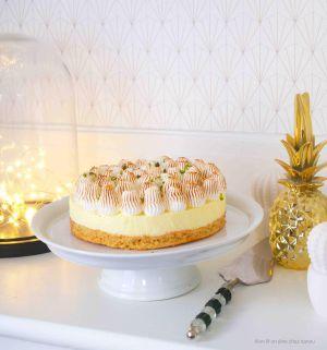 Recette Gâteau nuage  au citron