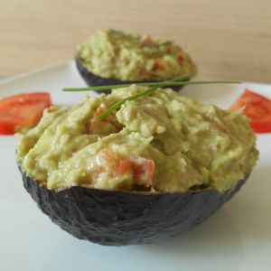 Recette Avocats au thon
