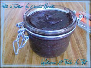 Recette Pâte à tartiner au chocolat et noisettes