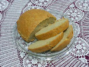 Recette Pain rustique à la machine à pain