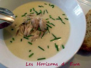 Recette Soupe de Grenouilles