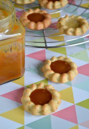 Recette Mini moelleux aux pommes au caramel au beurre salé