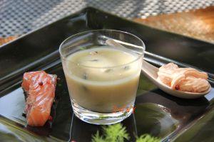 Recette Crème de fenouil aux moules