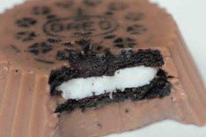 Recette Minis-cheesecakes philadelphia milka et oreos